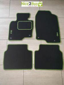 Daihatsu-Materia-mit-Bef-ab-07-Fussmatten-BESTICKT-Autoteppich-Original-Qualitaet
