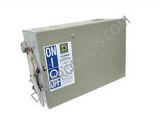 Square D Pq3610 Ser 1 3 100 Amp 600 Volt 3p3w Fusible Switch Bus Plug