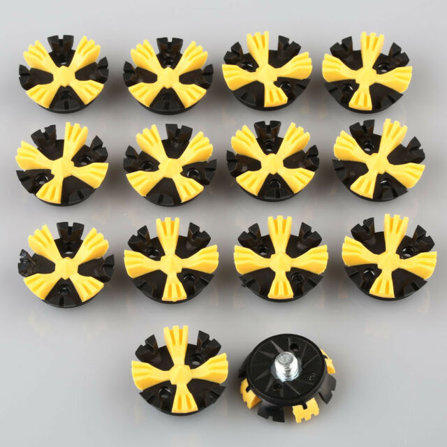 14pcs Golf Shoes Spikes Cleat Metal Thread Screw Studs Replacement For  Footjoy c82c84f4a