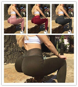 Women-Sport-Pants-Yoga-Fitness-Leggings-Push-Up-Gym-Trousers-Athletic-Clothes