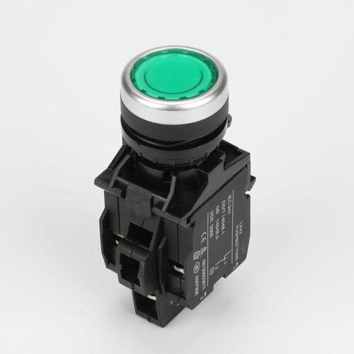 1pc Nueva Luz Redonda tayee interruptor de botón LA42PD-11