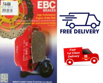 EBC FA140 ORGANIC REAR BRAKE DISC PAD KAWASAKI KLE650 VERSEYS ABS NON ABS 2015