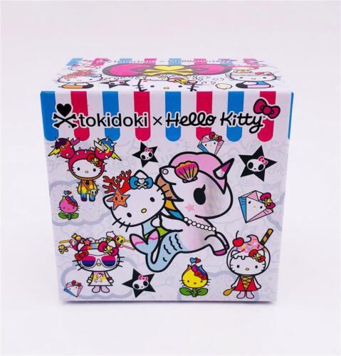 ONE BLIND BOX TOKIDOKI X HELLO KITTY SERIES 2 VINYL MINI FIGURE