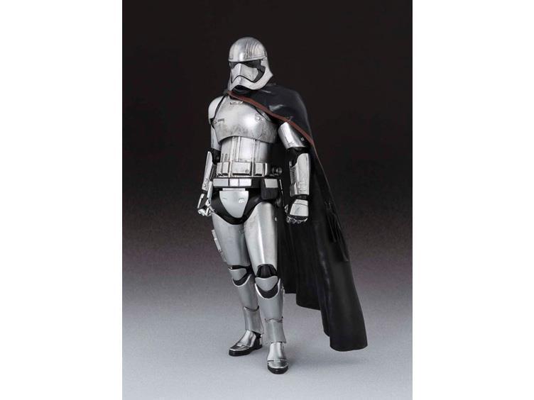 S.H. Figuarts Star Wars Captain Phasma Figure by Bandai
