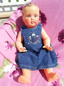 42577df6a1ed robe jeans pour bébé 3 mois ou poupée reborn,baigneur 55 60cm - France.  Plus d infos sur cette annonceÉtat   Occasion   Objet ayant ...