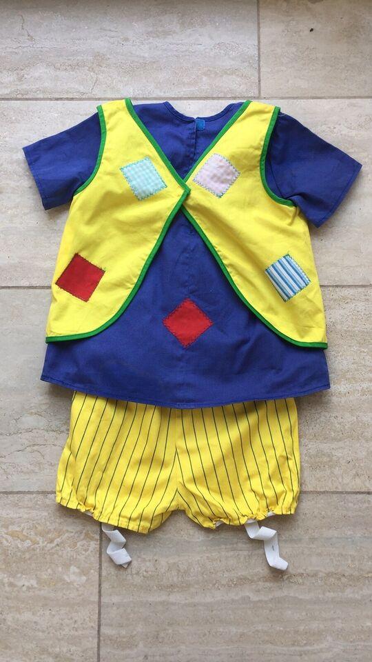 Udklædningstøj, Fastelavnskostume / Pippi Langstrømpe