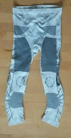 X-Bionic Lady Invent Pants Bionic termo Legging, Rad, Lauf, Ski Hose, bianca L XL