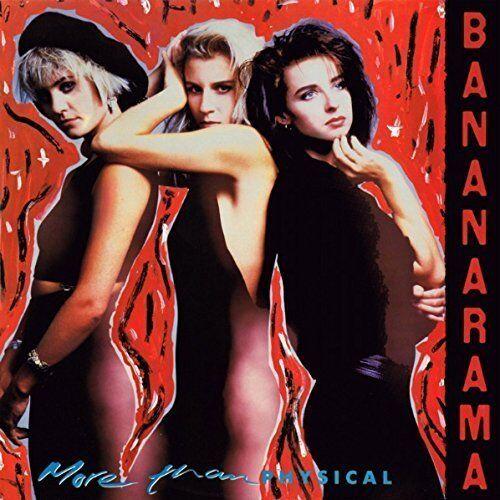 """Bananarama   12""""   More than physical (Garage Mix, 1986) ..."""