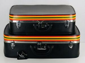 Vintage-Ventura-Luggage-Set-1950-039-s