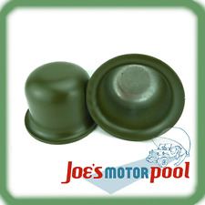 Willys MB Ford GPW Pair Of Front Hub Caps A869 GP1139