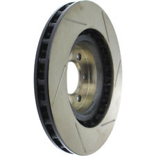 Disc Brake Rotor-High Performance Slotted Centric fits 91-92 Mitsubishi Galant