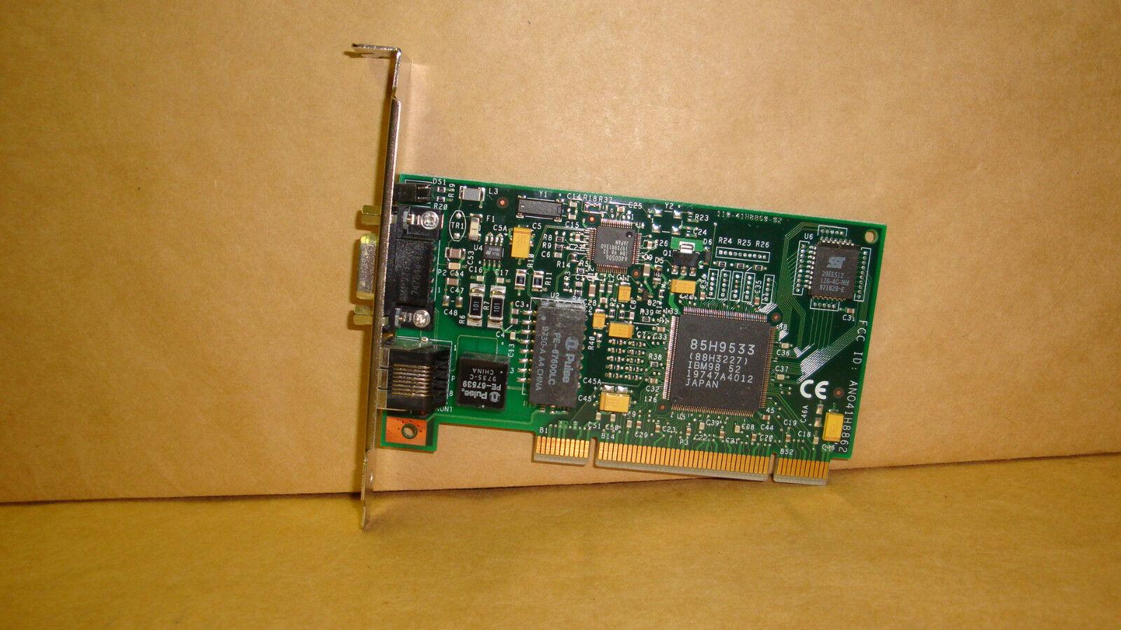 IBM PCI TOKEN-RING ETHERNET CARD TESTED OK