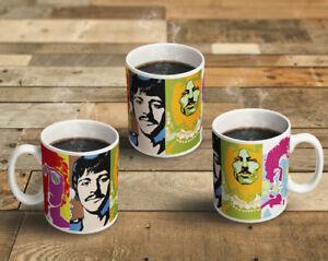 Beatles Détails Sur The Tasse Mug MpzSUVGq