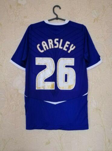 Birmingham City 2008 - 2009 home shirt jersey Umbr