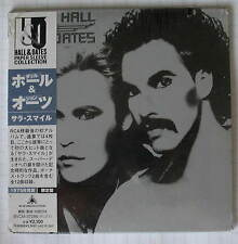HALL & OATES - Sala Smile + 2 JAPAN MINI LP CD NEU! BVCM-37286 SEALED
