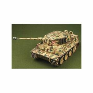 Suivi Des Vols Merit International 1/16 Wwii German Pzkpfw Vi Tiger I Kurland 1944 86001 Rare-afficher Le Titre D'origine