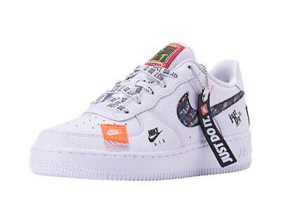 Nike Air Force 1 PRM JDI White Black
