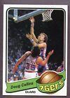 1979 Topps Doug Collins #64 Basketball Card