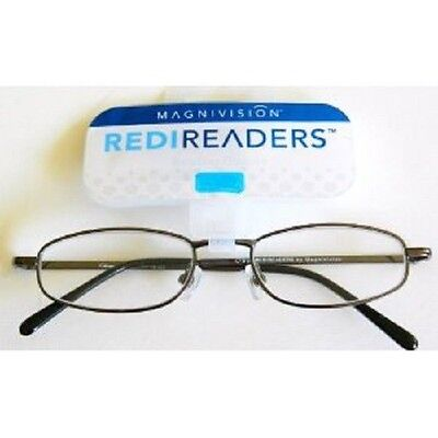 Foster Grant Magnivision Redireader Reading Glasses (M45) Choose Your Strength*