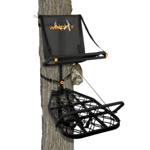 New 2019 Muddy Woodsman Boss Elite Al Lock On Treestand