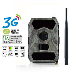 3G-Hunting-Trail-Camera-12MP-Night-Vision-1080P-Scouting-Farm-Cam-MMS-Phone-Mode