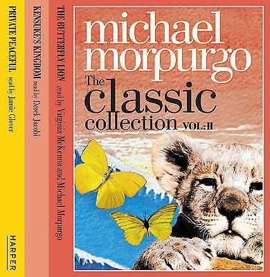 1 of 1 - Classic Collection Volume 2 Unabridged by Michael Morpurgo (CD-Audio, 2010)