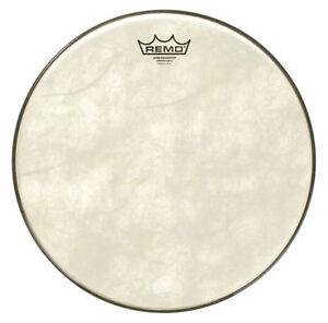 remo 12 fiberskyn 3 ambassador tom batter drum head fa 0512 00 ebay. Black Bedroom Furniture Sets. Home Design Ideas