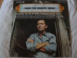 JERRY-LEE-LEWIS-SINGS-THE-COUNTRY-MUSIC-HALL-OF-FAME-HITS-VOL-2-VINYL-LP-1969