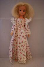 Pedigree SINDY doll European SWEET DREAMS blonde hair in original outfit 70's
