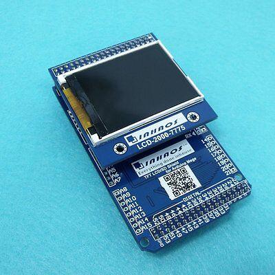 "LCD Development Kit 7775 with Mega 2560 2.0"" TFT LCD Display TFT LCD PCB Adapter"