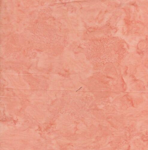 Salmon Batik #6639-Batik Textiles-BTY