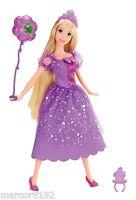 Disney Princess Party Princess Rapunzel 11 Tangled Doll W/ Ring & Balloon