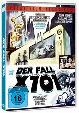 Der Fall X701 * DVD Thriller von Hitchcock Experte Bernard Knowles Pidax Neu Ovp