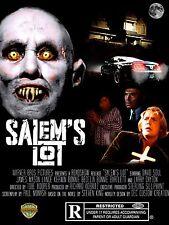 "Salems Lot 16"" x 12"" Repro Movie Poster Photograph"