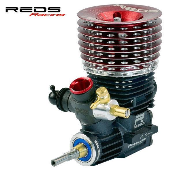 RossoS RACING R5 Team Edition V4.0 HCX carb 5 port nitro competition engine