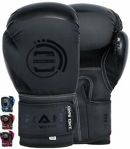 Продать кожаные боксерские перчатки ММА тренировок бой спарринг пробивки кикбоксинг
