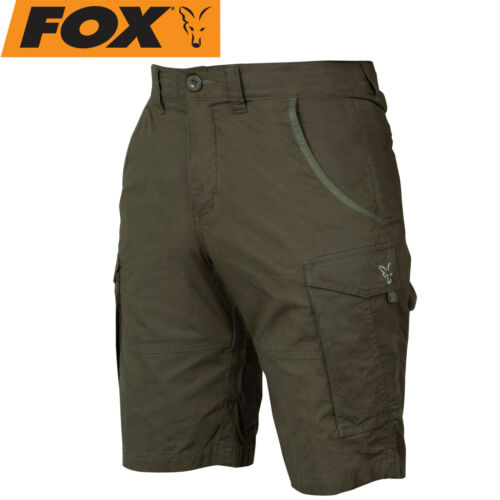 Fox Collection Combat Shorts kurze Angelhose Angelbekleidung für den Sommer