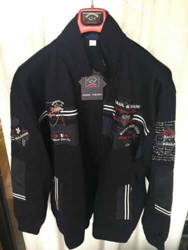 Touch Vergine Tg Royal Yachting Paul cool Xl Lana Pesante Blusotto Shark w67za