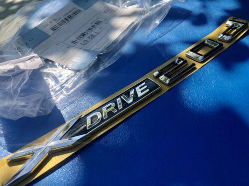 LOGO BMW XDRIVE 20D M1 M2 M3 M4 M5 M6 M X1 X3 X5 X6  BADGE ORIGINAL 51147362673