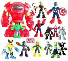 PLAYSKOOL Marvel Super Heroes Villains Used Action Figures Loose *Please select*