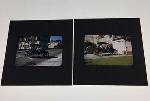 Lot-Of-2-Vintage-Color-Slides-1908-Buick