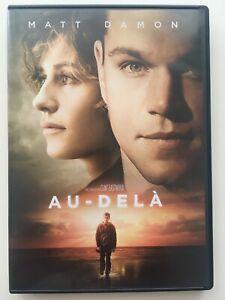 Au-dela-Clint-Eastwwod-DVD-NEUF-SANS-BLISTER-Matt-Damon-Cecile-De-France