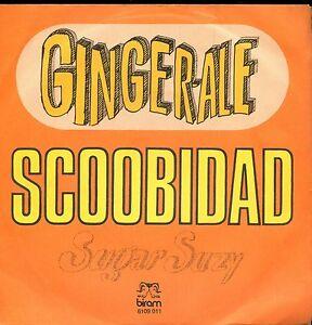 7inch-GINGER-ALE-scoobidad-BELGIUM-1971-EX-PS