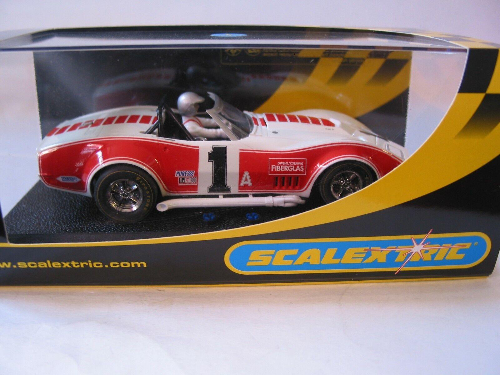 SCALEXTRIC C2566 CHEVROLET CORVETTE L88 1969 BNIB