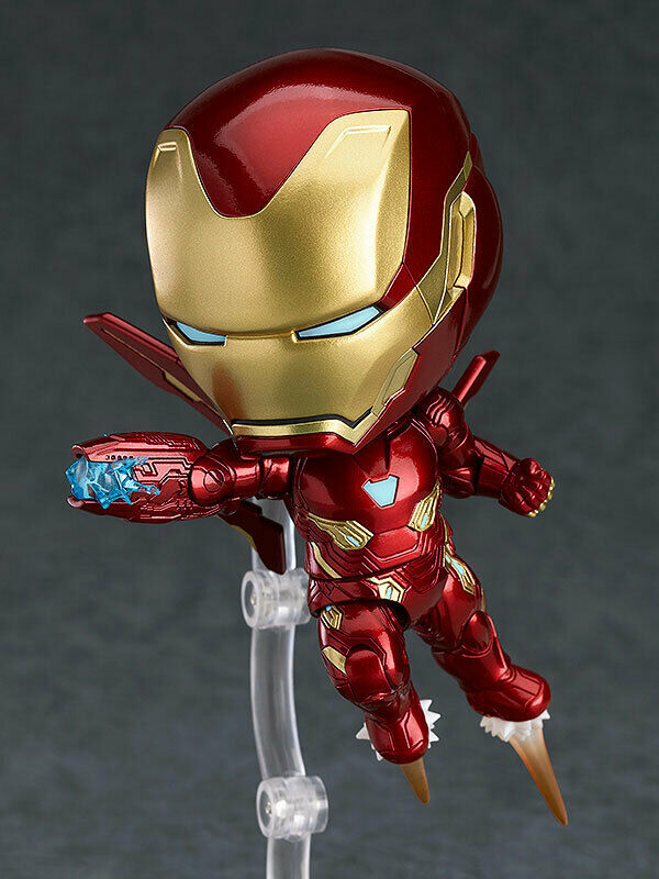 NendGoldid Avengers Infinity War Edition Iron Man Mark 50 Good Smile Company NEW