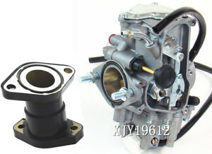 High Performance Carburetor For Yamaha Kodiak 400 YFM400FW 4x4 1999
