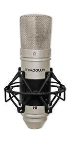 CAD-Audio-MixDown-X1-Studio-Condenser-Microphone-Recording-Mic-ShockMount