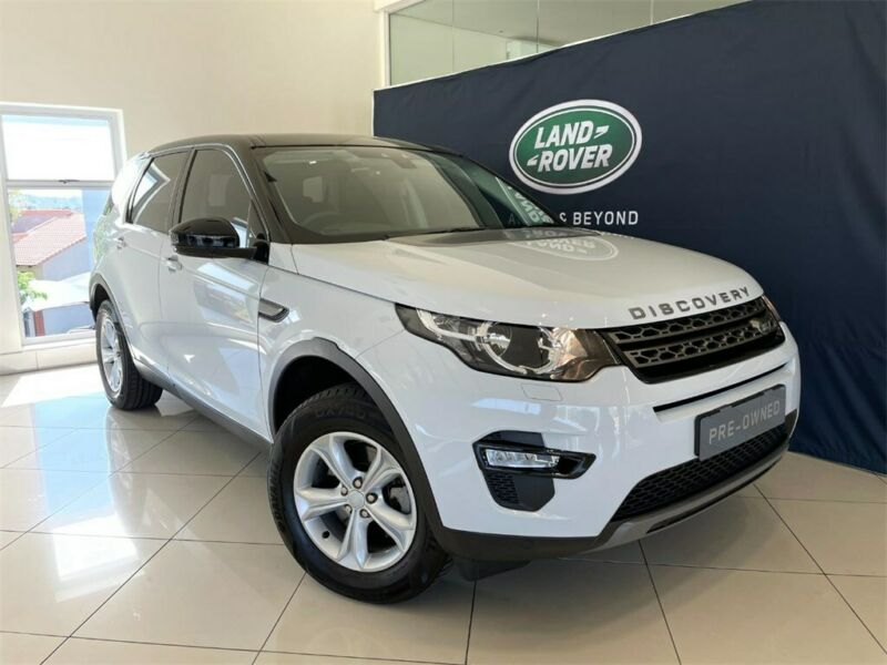 2016 Land Rover Discovery Sport 2.0 I4 Diesel Se At