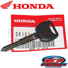NEW GENUINE HONDA 2002 - 2013 SILVER WING 600 FSC600 A D OEM KEY BLANK (TYPE 1)