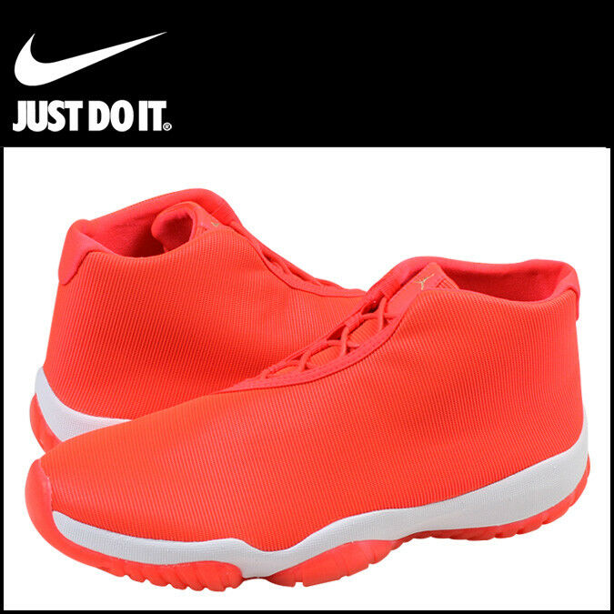 Nike Air Jordan Future Infrared 23 Red REFLECTIVE 3M Xi White 656503-623 Sz 11.5